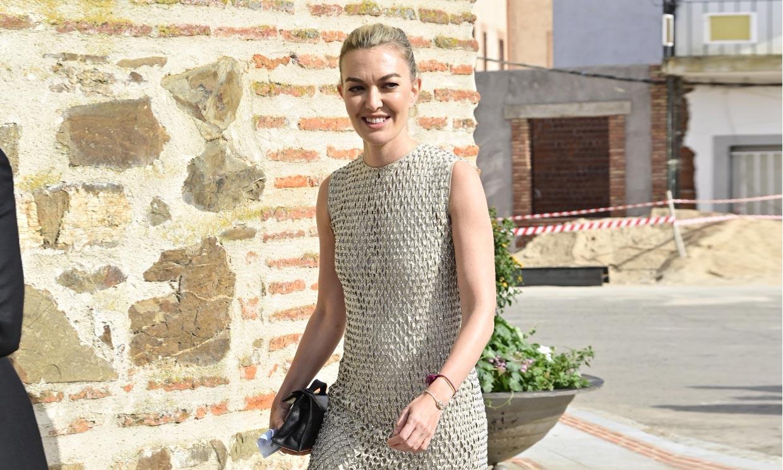 El vestido joya que ha convertido a Marta Ortega en la invitada más original y elegante