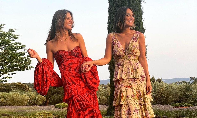 Tamara Falcó, Marta Ortega, Myriam Lapique... Vota por la invitada mejor vestida