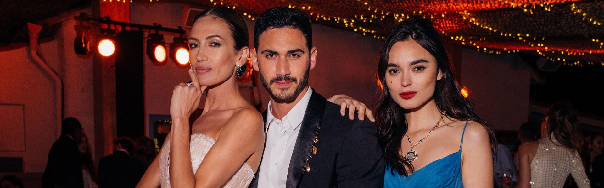 Acompáñanos a la exclusiva 'Riviera Dinner', la gran gala benéfica de Cannes