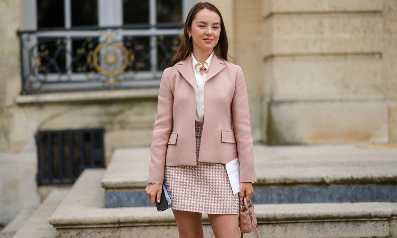 La pasión por la moda de Alejandra de Hannover a sus 22 años