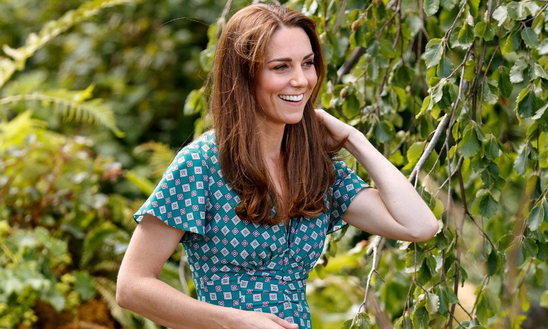 Kate Middleton está enamorada de las alpargatas españolas, su básico de verano