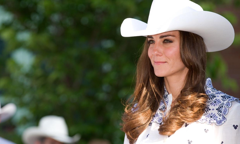 Los decisivos (y sorprendentes) looks de Kate en su primer verano como 'royal' hace 10 años
