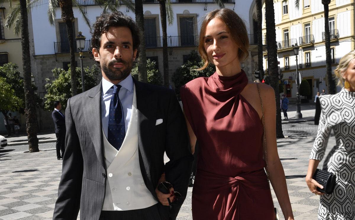 Los mejores looks de invitada en la boda de Carlos Cortina y Carla Vega-Penichet