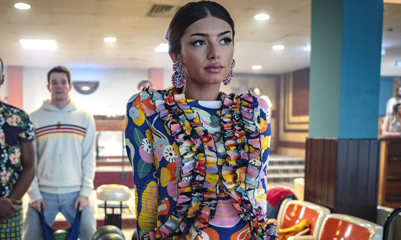 Hablamos con Celia B, la española que diseñó el vestido viral de Ruby en 'Sex Education'