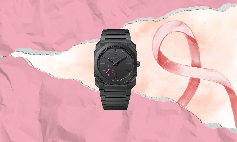 La importancia del tiempo: la Alta Relojería une fuerzas para combatir el cáncer de mama
