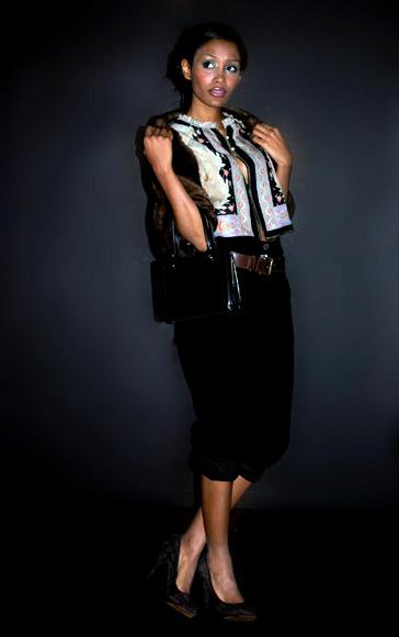 'Conviértete en estilista': bombachos