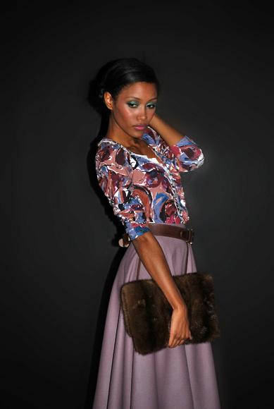 'Conviértete en estilista': malva