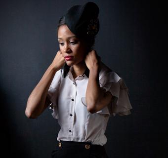 'Conviértete en estilista': atrévete con volantes