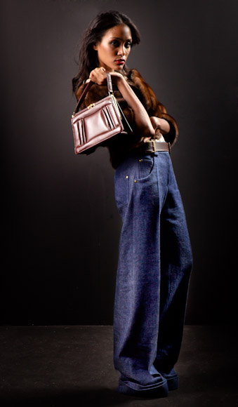 'Conviértete en estilista': la elegancia en unos 'jeans'