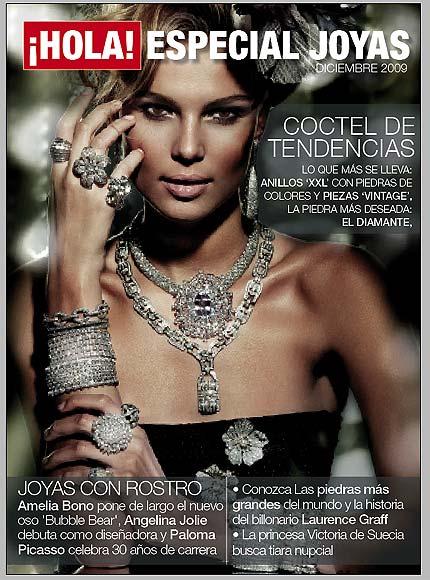 La revista ¡HOLA! te regala esta semana un 'Especial joyas'