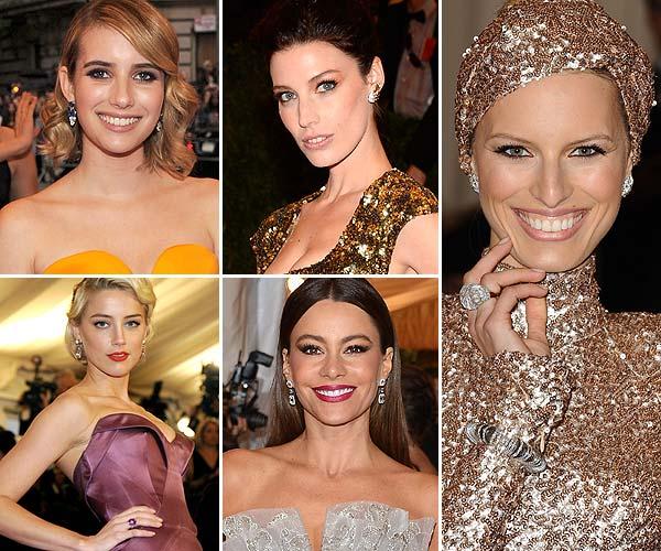 Joyas de alfombra roja: ¿qué diseños prefirieron las 'celebrities' en la gala del MET?