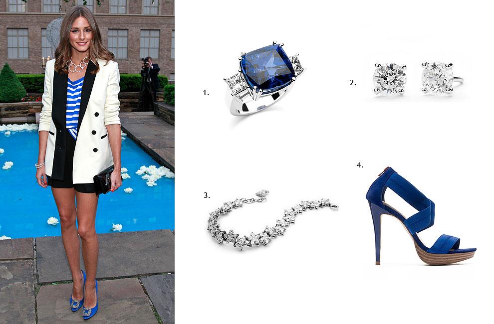 El estilo de Olivia Palermo: Cómo dar el toque final a tus 'looks' con las joyas y los complementos adecuados