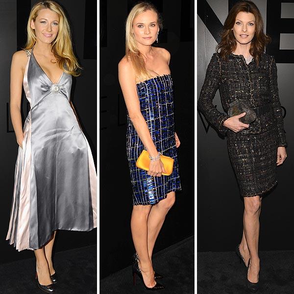 Blake Lively, Linda Evangelista, Diane Kruger… Nueva York brilla con las joyas de Chanel