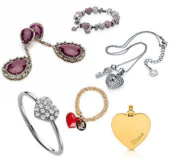 San Valentín: Joyas para decir '¡Te quiero!'