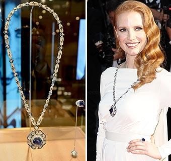 Las joyas de Elizabeth Taylor vuelven a la alfombra roja en el 50 aniversario de 'Cleopatra'