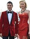 Eva Herzigova y Dolce & Gabbana, dosis 'extra' de 'glamour' para el festival de Cannes