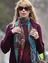 Claudia Schiffer ya luce 'tripita' de embarazada
