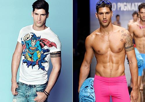 Miguel Iglesias hace historia: elegido el mejor modelo masculino de la década