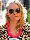 ¿Qué pasó con Gemma Ward? La modelo reaparece con Johnny Depp