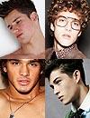 Especial jóvenes 'tops': Conoce a los nuevos modelos 'made in Brazil'