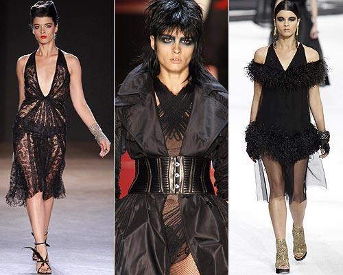 Revolución en París: Crystal Renn ya no es modelo 'de tallas grandes'
