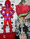 Votación: Heidi Klum y sus disfraces de Halloween... ¿Cuál es tu favorito?