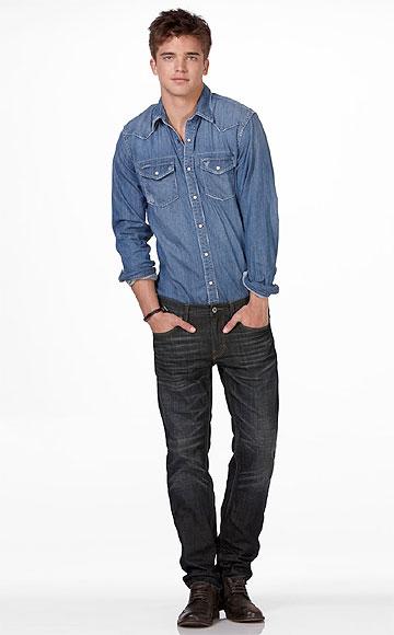 Entrevista exclusiva con River Viiperi, mejor modelo masculino de 2010