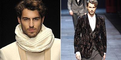 Españoles por Milán... Los modelos 'made in Spain' conquistan la pasarela italiana
