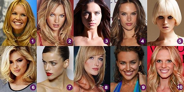 Los 'tops' de 'tops': ¿Quiénes han sido los mejores modelos del mes de abril?