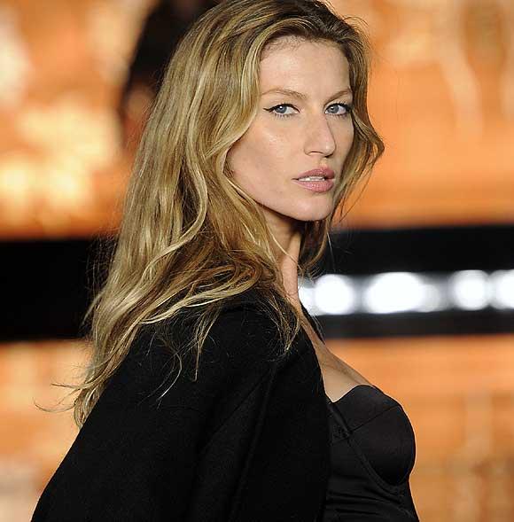 Gisele Bündchen, Adriana Lima, Heidi Klum o Kate Moss: ¿Quién lidera el 'ranking' de las diez modelos más ricas del mundo?