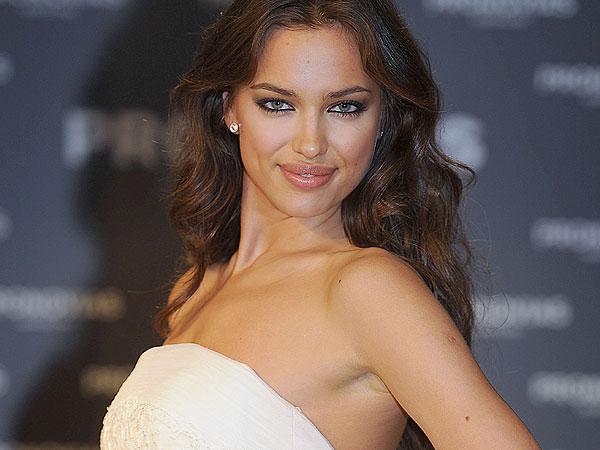 Irina Shayk, novia de Cristiano Ronaldo, preparada para dar el 'sí, quiero'
