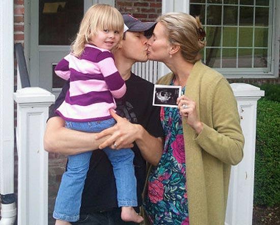 Niki Taylor espera su cuarto hijo