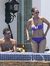 Tyra Banks luce cuerpo en biquini durante unas vacaciones en Los Cabos junto a su novio