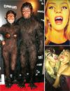 Heidi Klum celebra una segunda fiesta de Halloween... ¡pero no es la única 'top' que se ha disfrazado!