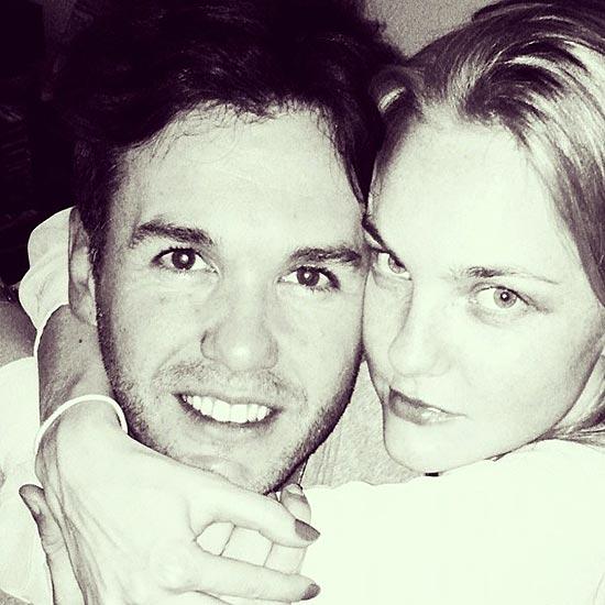 La 'top model' brasileña Caroline Trentini ¡se casa!