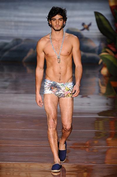 Marlon Teixeira, el mejor modelo de 2011