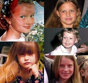 En la noche del día de Reyes, todos volvemos a ser niños: ¿Quiénes son estas modelos?