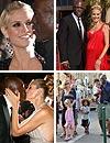 Álbum de fotos de Heidi Klum y Seal: Besos, caricias, paseos con sus hijos... un matrimonio que se ha roto