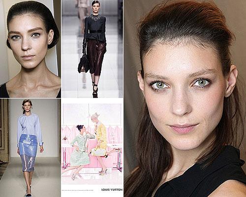 Nuevos rostros: Mackenzie Drazan, Julia Frauche, Kati Nescher y Maud Welzen