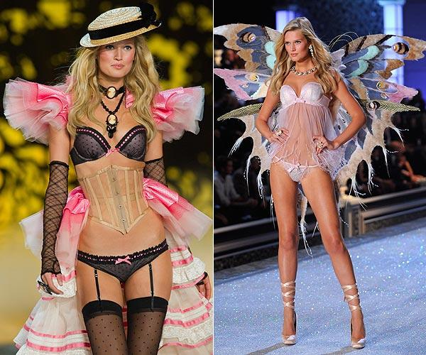 Toni Garrn... ¿un nuevo ángel para Victoria's Secret?