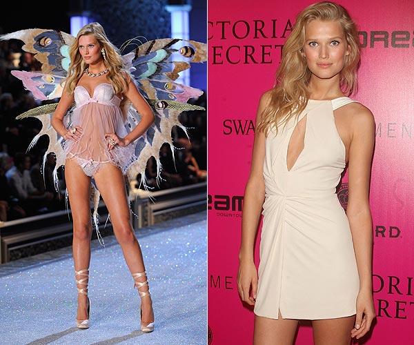 Confirmado: Toni Garrn es el nuevo 'ángel' de Victoria's Secret