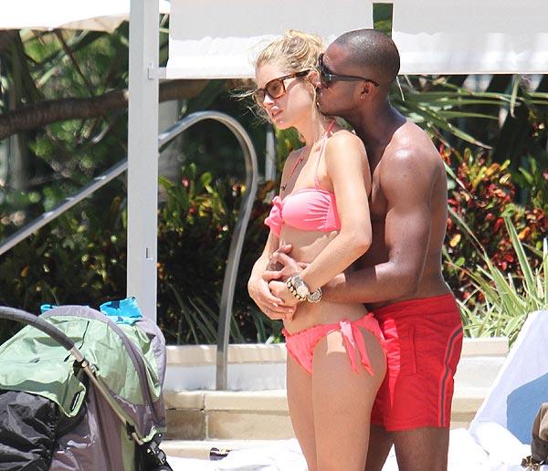 Doutzen Kroes, una enamorada de vacaciones en familia por Miami