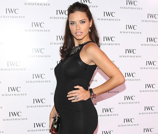 Adriana Lima da a luz a su segunda hija, Sienna