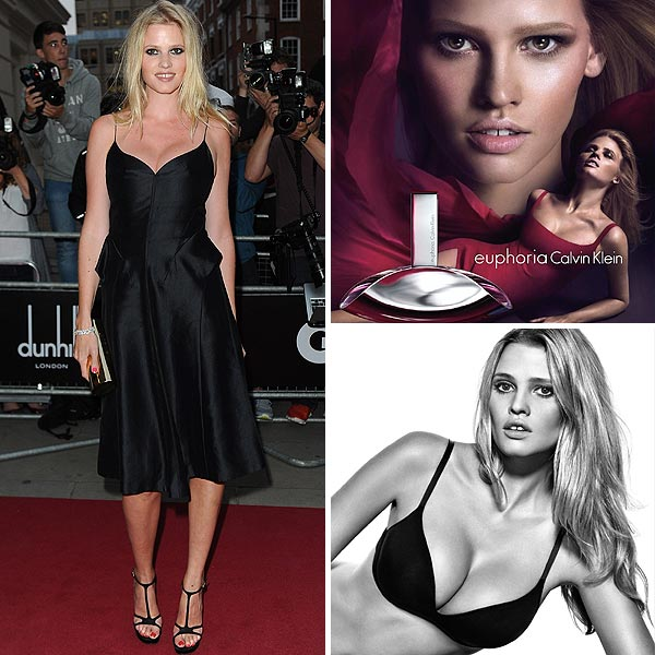 Lara Stone y Baptiste Giabiconi… ¿adiós a la moda?