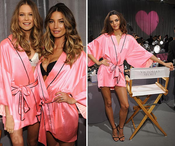Al completo, te desvelamos el 'casting' de modelos del Victoria's Secret 'Fashion Show'