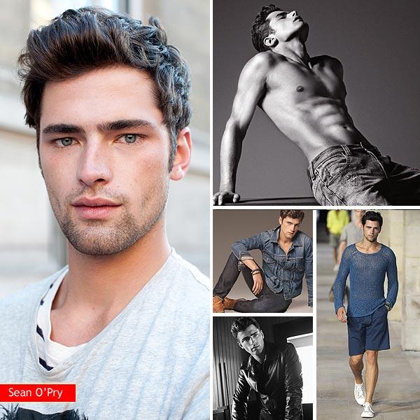 Sean O'Pry, elegido 'el mejor modelo masculino' de 2012