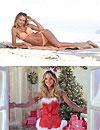 58ab0d569 Las dos caras de Candice Swanepoel   Sexy  modelo en bikini y espontánea