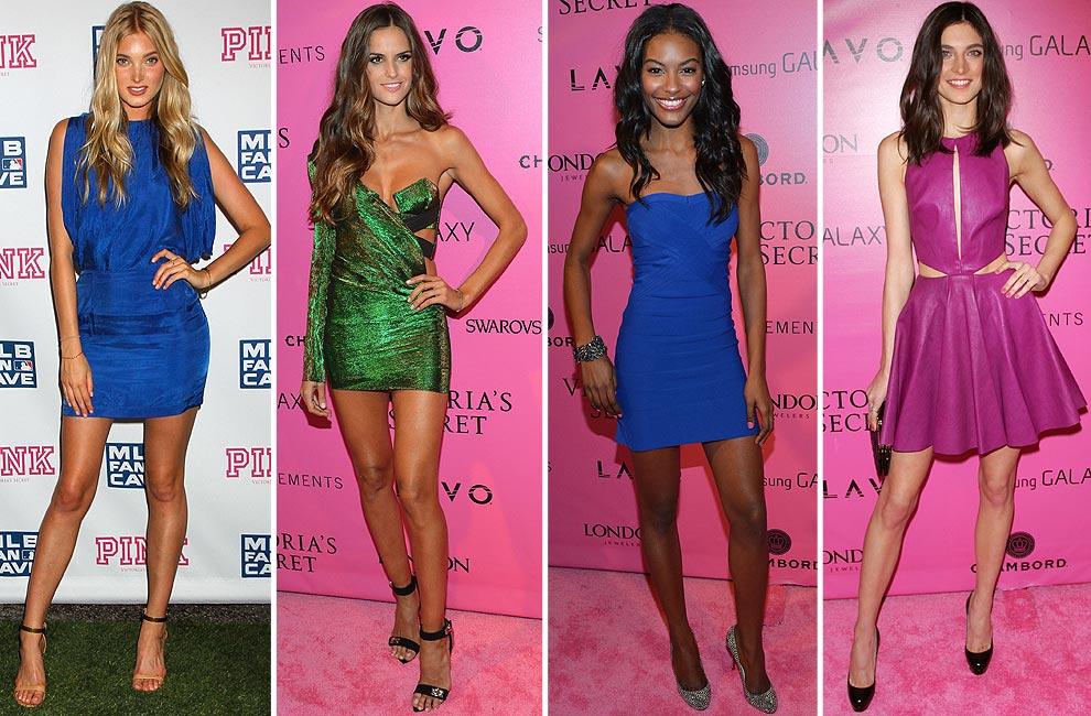 Especial vestidos de fiesta: ¡Vístete como una modelo esta Navidad!