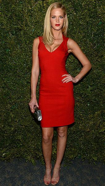 Modelos de vestidos de fiesta cortos rojos