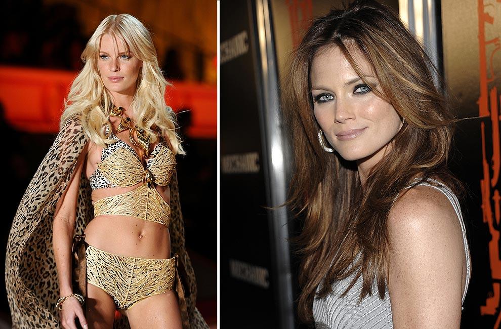 Especial modelos suecos: Mini Anden, Marcus Schenkenberg, Caroline Winberg, Robert Konjic… ¿Quién es quién?